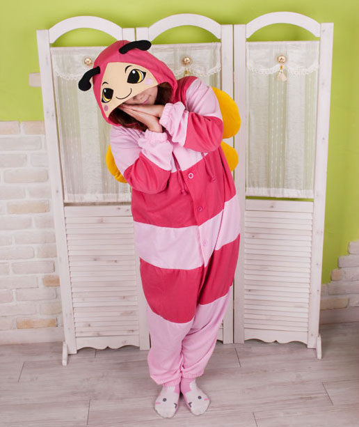 PITaPATs kids onesie animal jumpsuit costume - long sleeve butterfly - PitaPats.com