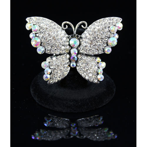 Big Butterfly Cocktail Ring - PitaPats.com
