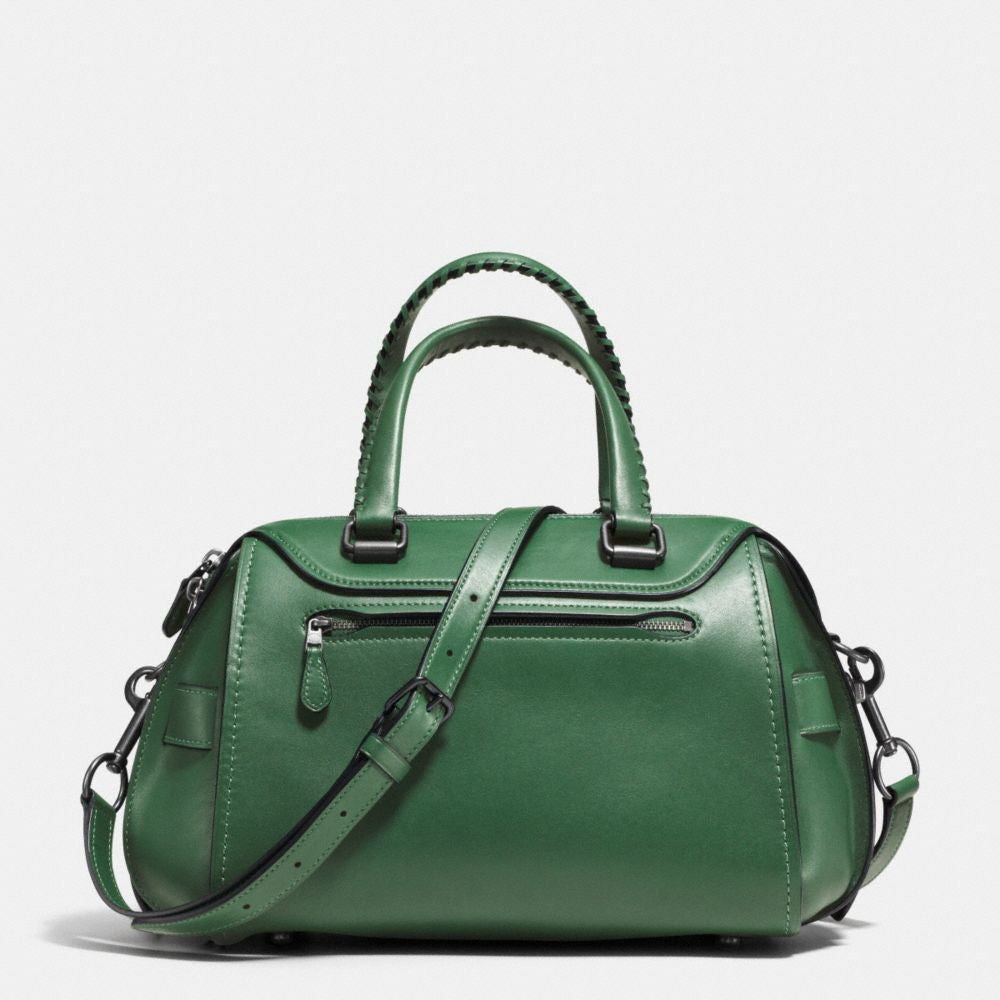 COACH ACE SATCHEL IN GLOVETANNED LEATHER - PitaPats.com