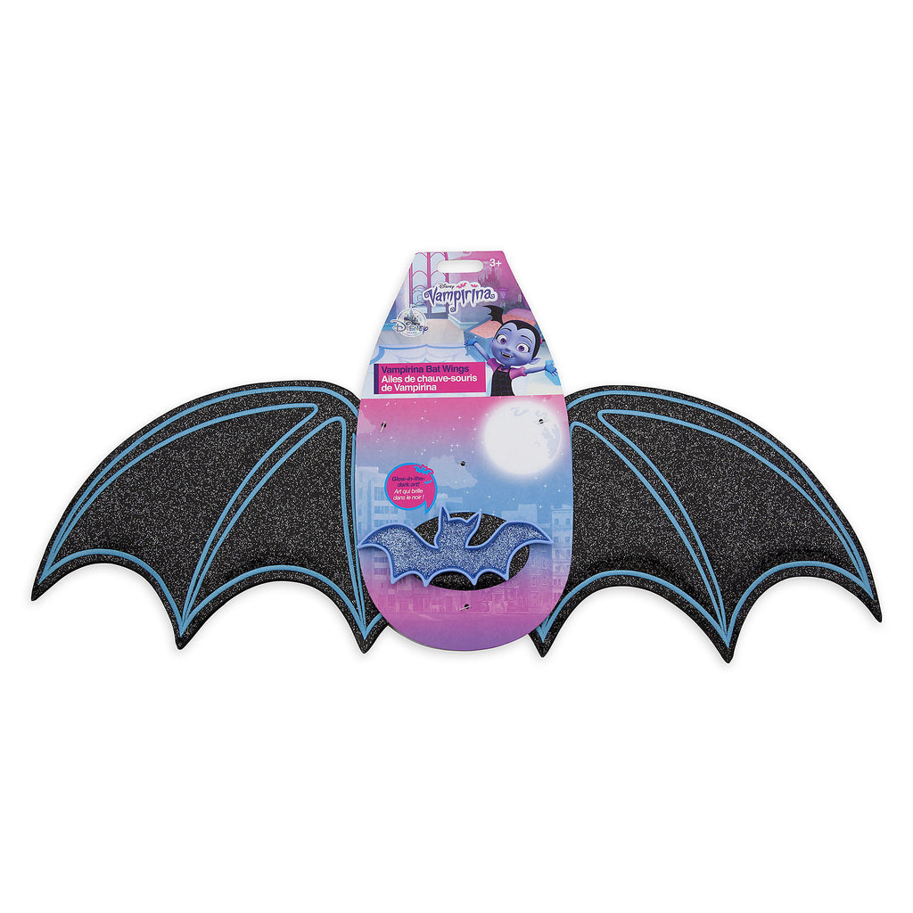 Disney Vampirina Glow-in-the-Dark Bat Wings for Kids