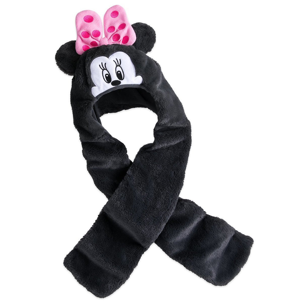 Disney Minnie Mouse Hat Scarf for Kids - PitaPats.com