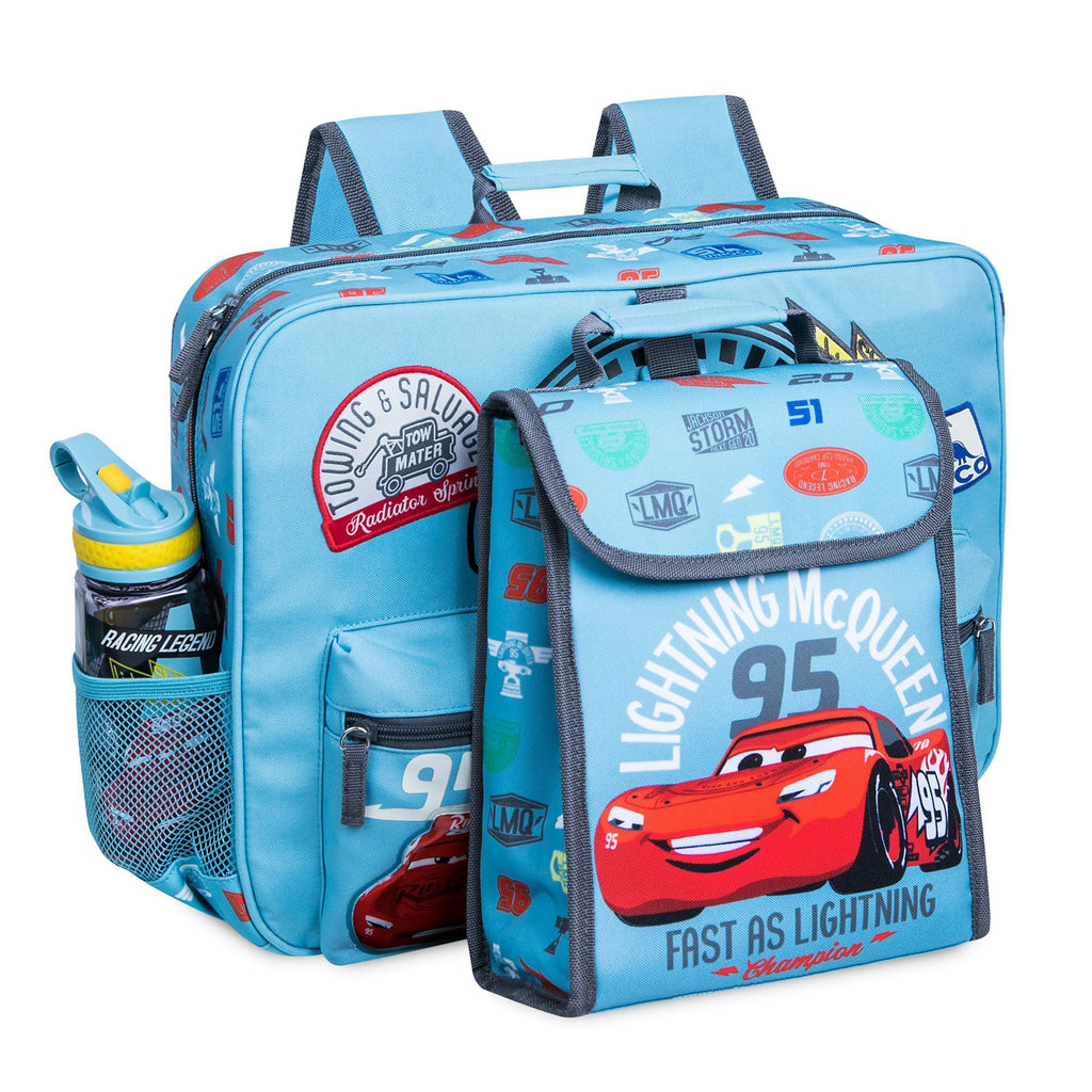 Disney Cars 3 Backpack Patches - PitaPats.com