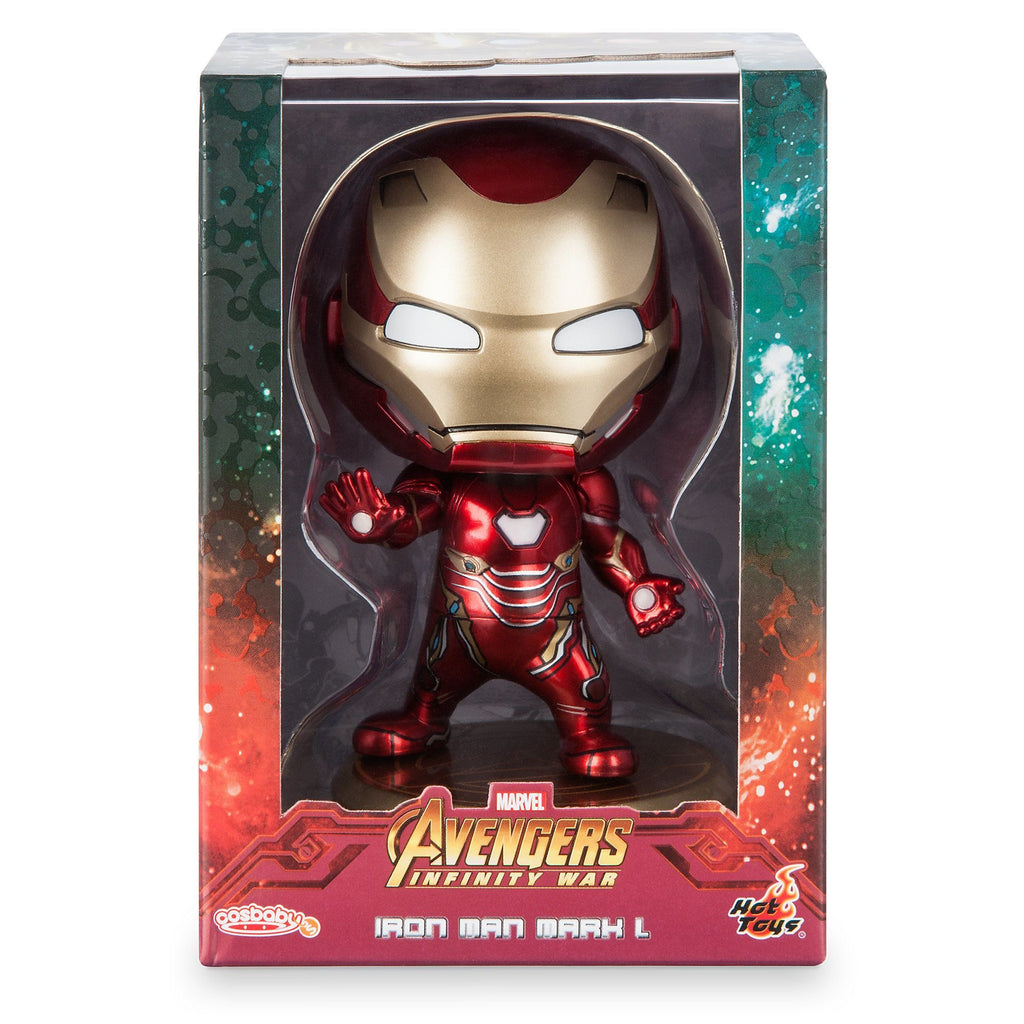 Disney Iron Man Cosbaby Bobble-Head Figure by Hot Toys - Marvel's Avengers: Infinity War - PitaPats.com