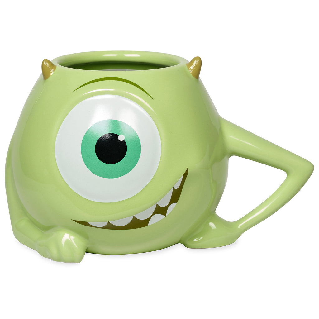 Disney Monster inc. and university Mike Wazowski Figural Mug - PitaPats.com