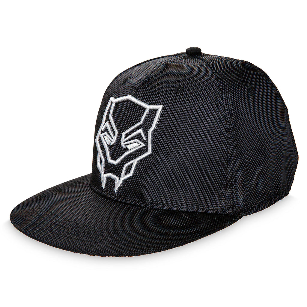 Marble Black Panther Hat for Adults by Disney