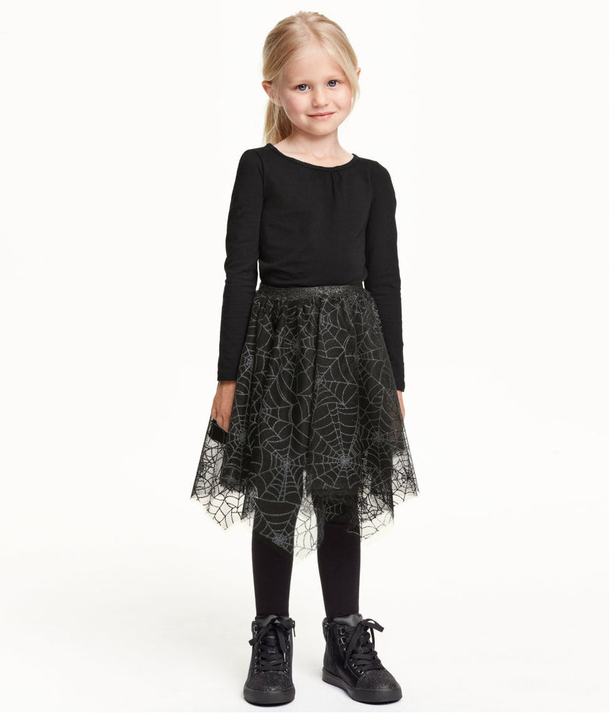 Little Witch Tulle Skirt - PitaPats.com