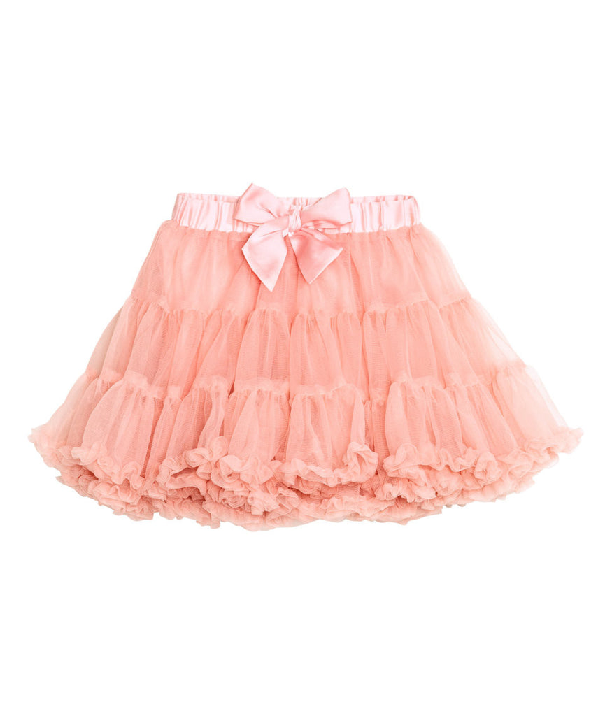 Little Ballerina Tiered Tulle Skirt - PitaPats.com