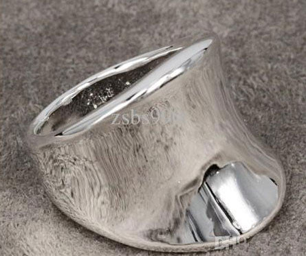Sterling Silver Armor Cocktail Ring - PitaPats.com