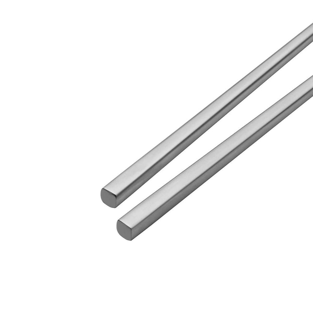 Studio Nova Stainless Steel Chopstick Set, Silver