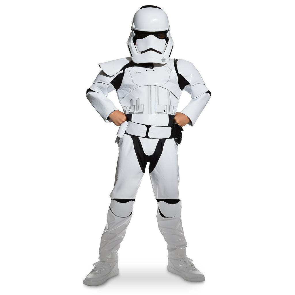 Disney Stormtrooper Costume for Kids - Star Wars: The Force Awakens - PitaPats.com