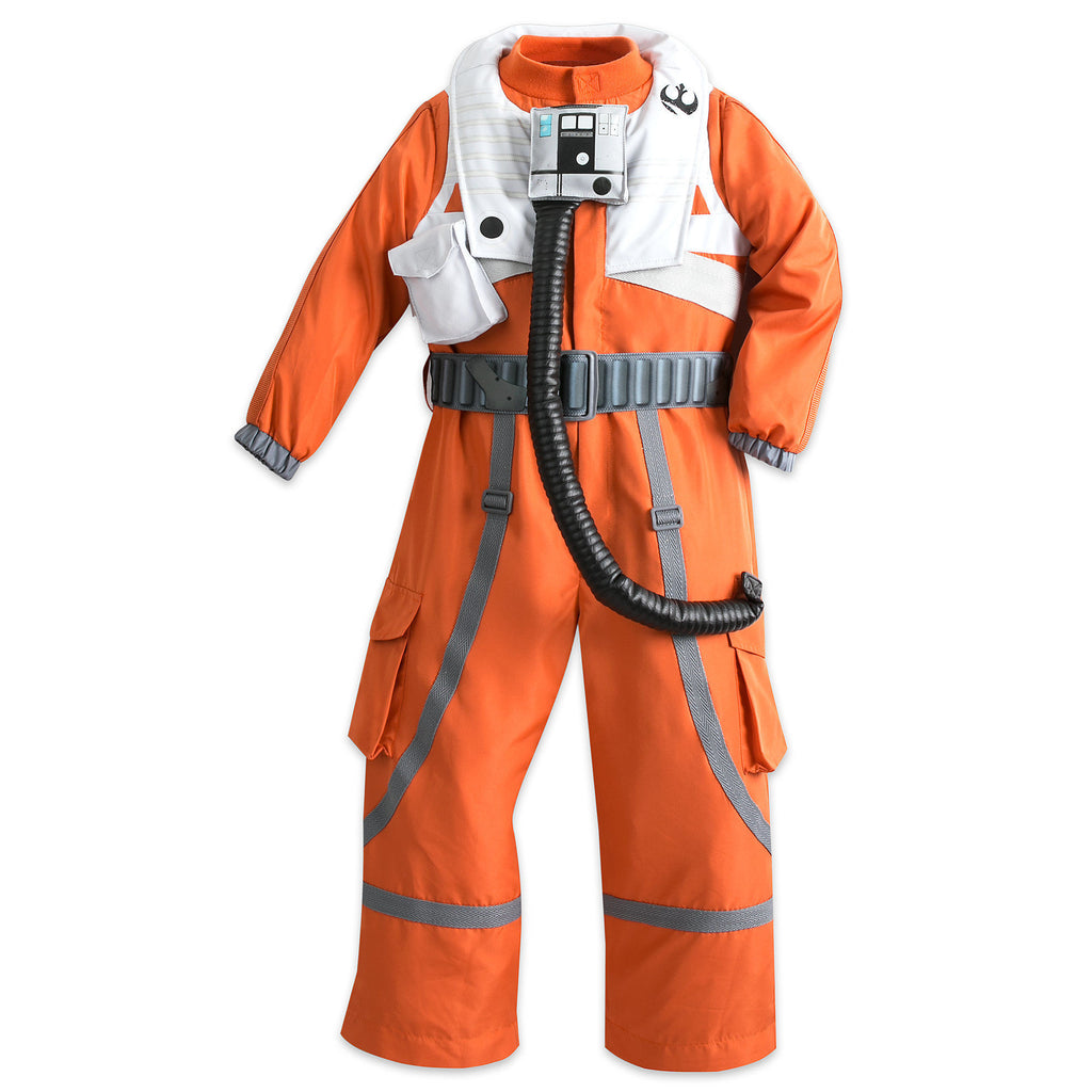 Disney Poe Dameron Costume for Kids - Star Wars - PitaPats.com