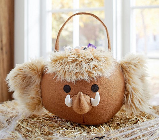 PitaPat Wooly Mammoth Treat Bag - PitaPats.com