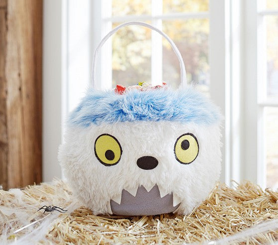 PitaPat Abominable Snowman Treat Bag - PitaPats.com