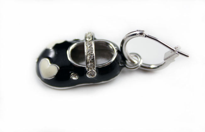 Baby Shoes Earring - PitaPats.com