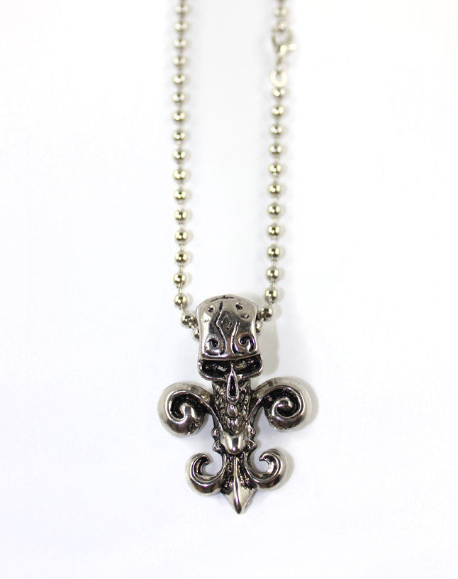 Skeleton Head Necklace - PitaPats.com