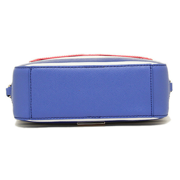 Kate Spade make a splash mindy Sunglasses Blue & White Shoulder/Cross Body Bag - PitaPats.com