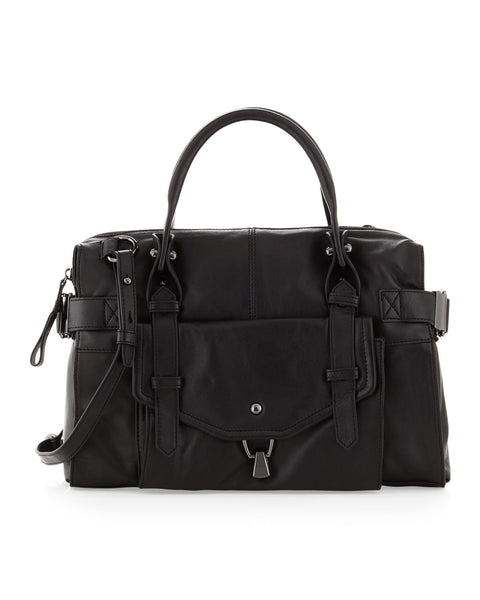 KOOBA - Kendal Double-Handle Satchel - PitaPats.com