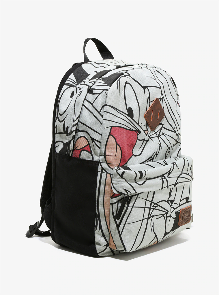 PITaPATs Bugs Bunny Allover Print Backpack