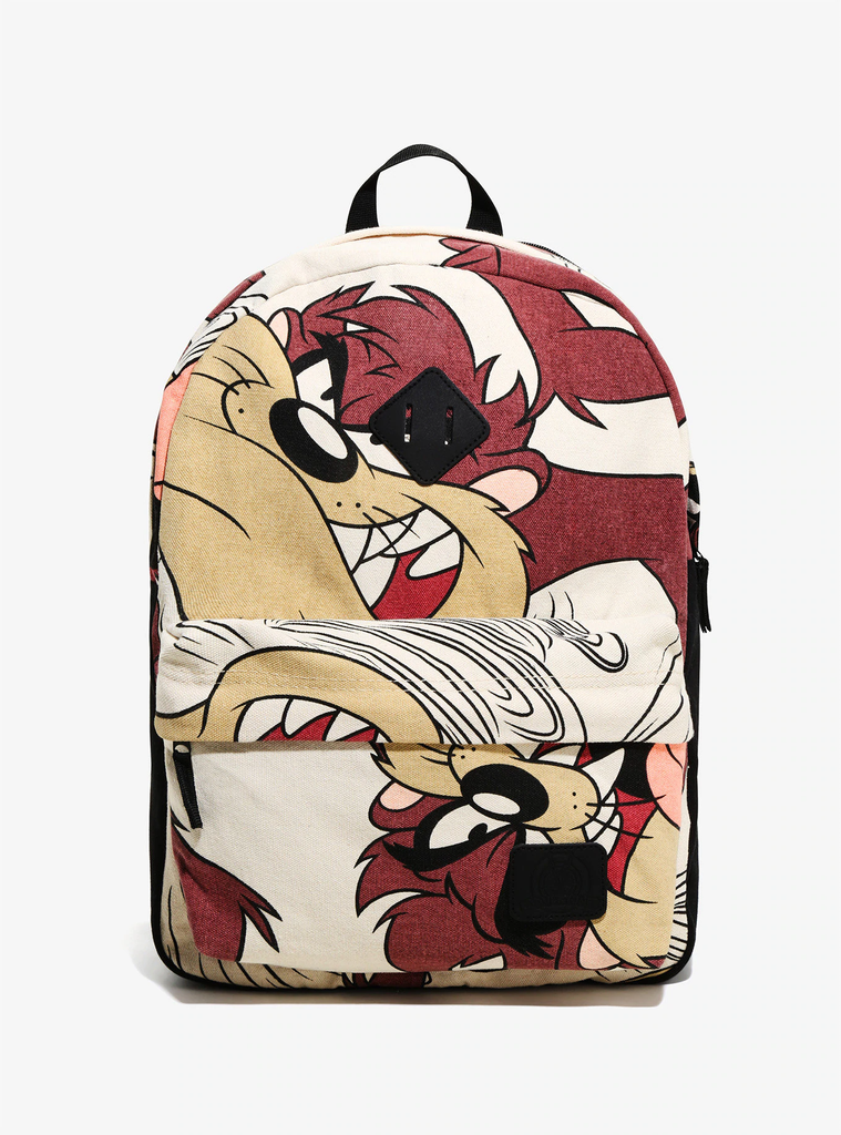 PITaPATs Taz Allover Print Backpack