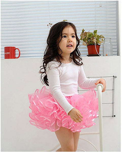 Handmade mini Tutu Skirt for Girls