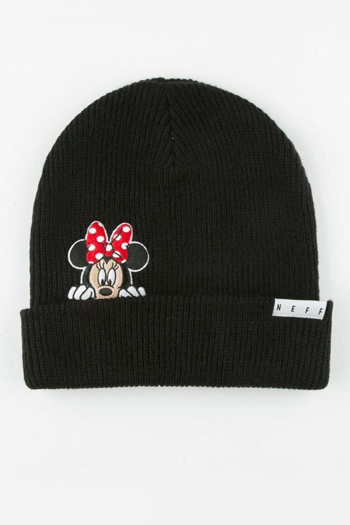 NEFF MINNIE MOUSE PEEK BEANIE