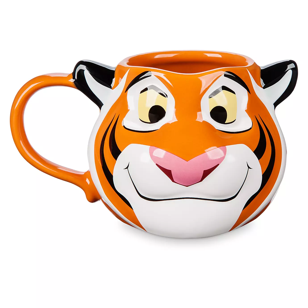 Disney Rajah The Tiger Figural Mug – Aladdin Princess Jasmine