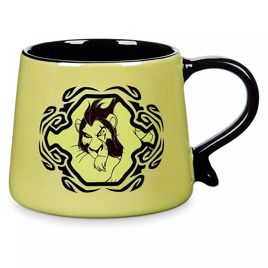 Disney Scar Mug – The Lion King – Disney Villains