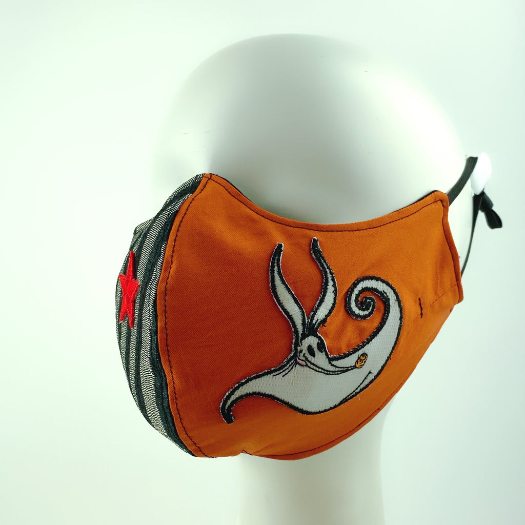 Mask 4 Protect The Nightmare Before Christmas Zero Face Mask