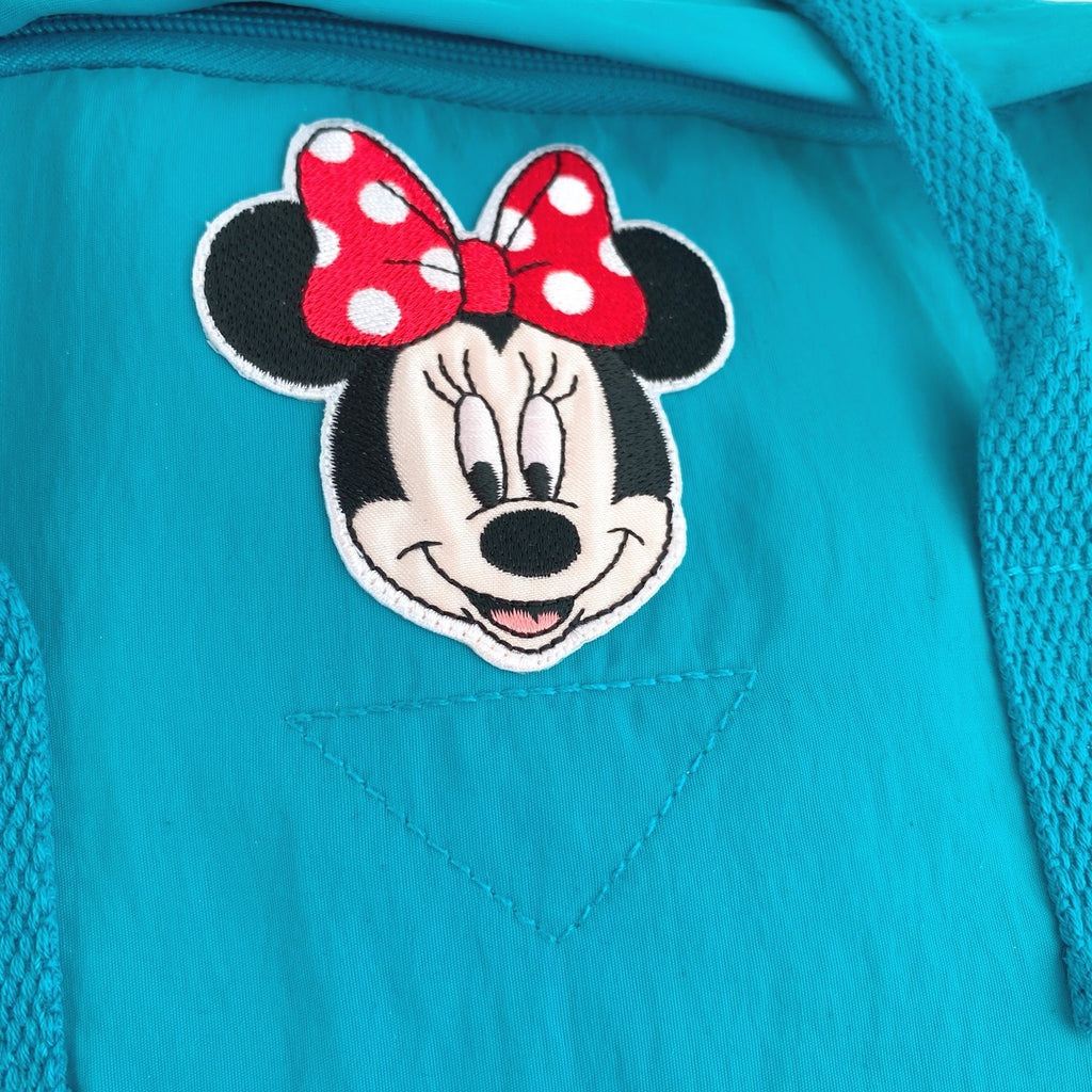 Madden Girl Minnie Mouse Solid Backpack - LIGHT BLUE