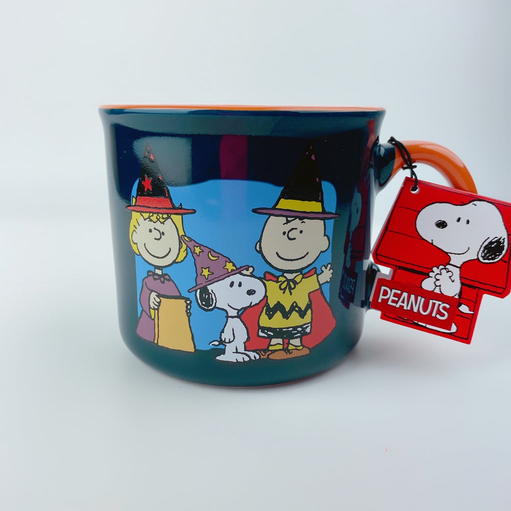 Large Charlie Brown Great Pumpkin Coffee Mug, The Great Pumpkin Is Coming 21 oz