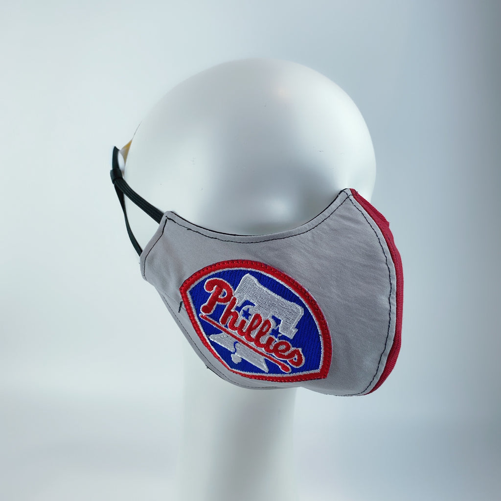 Mask 4 Protect Face Mask MLB Fans Philadelphia Phillies