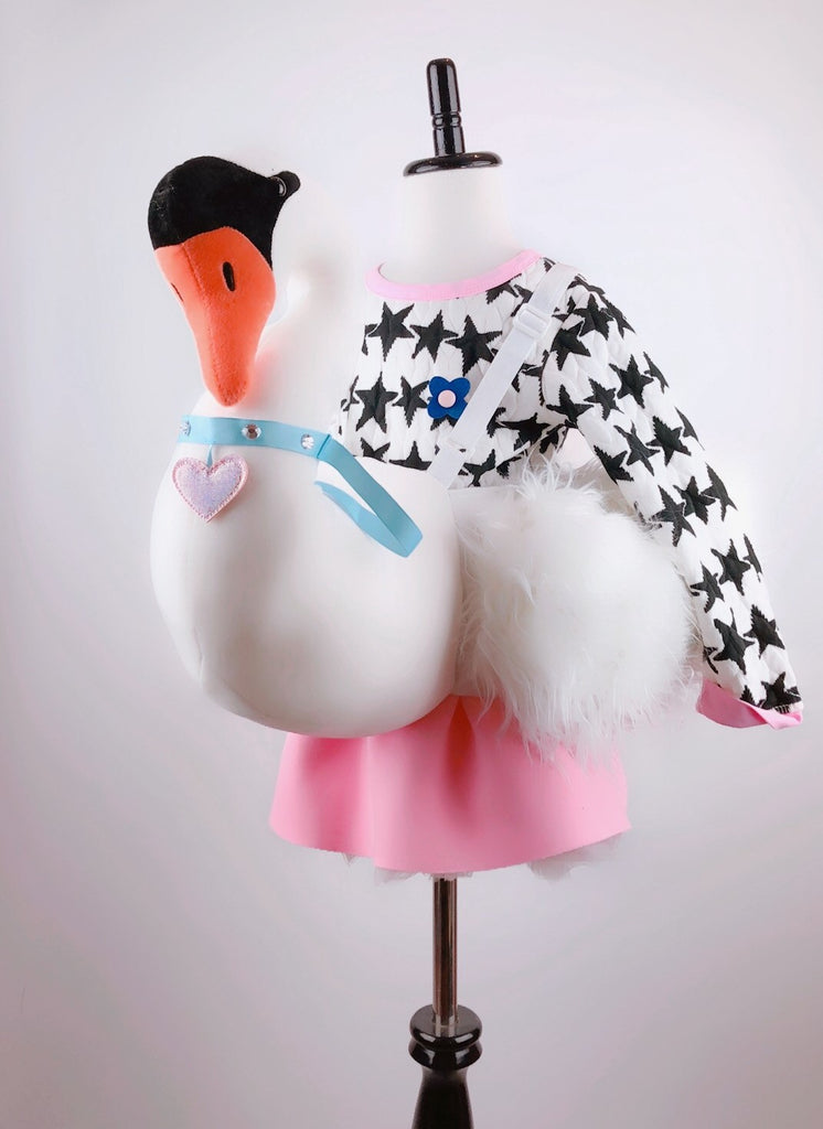PitaPats Step In Dancing Swan Dress Up Costume