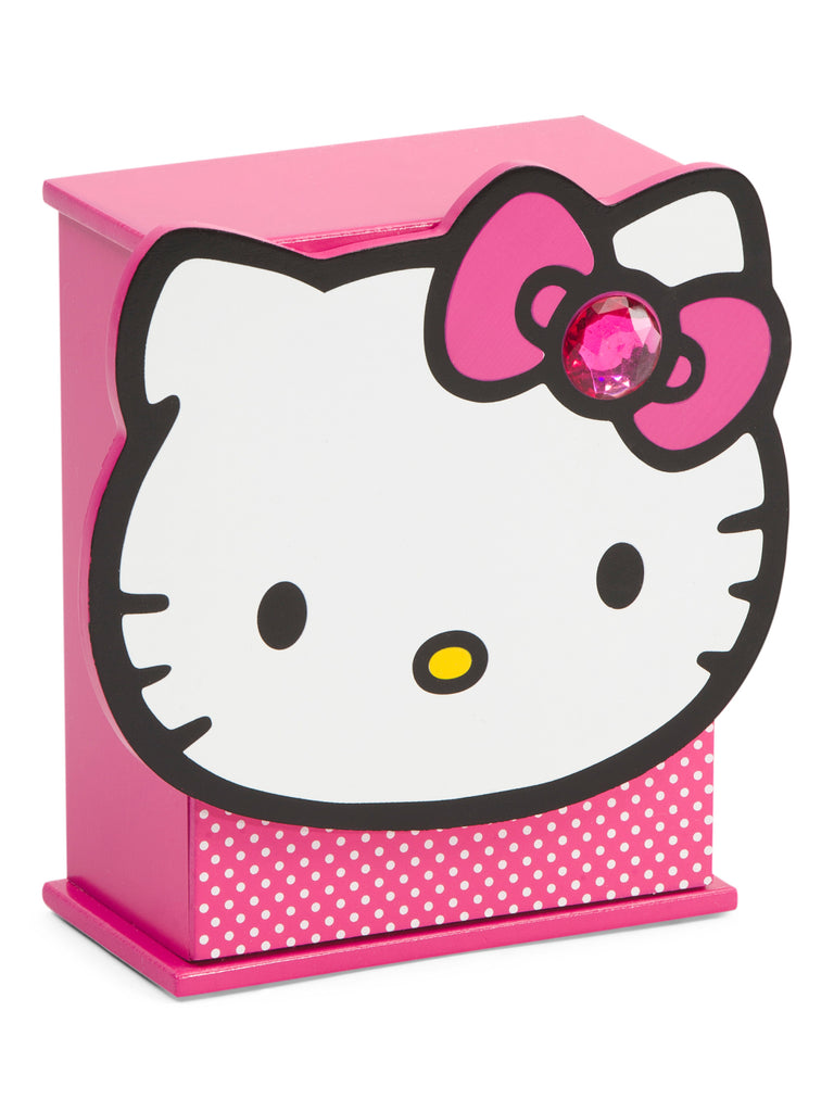 HELLO KITTY Armoire Jewelry Box - PitaPats.com