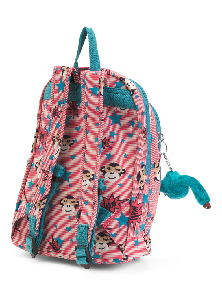 Kipling Heart Printed Kids Backpack - Toddler Girl