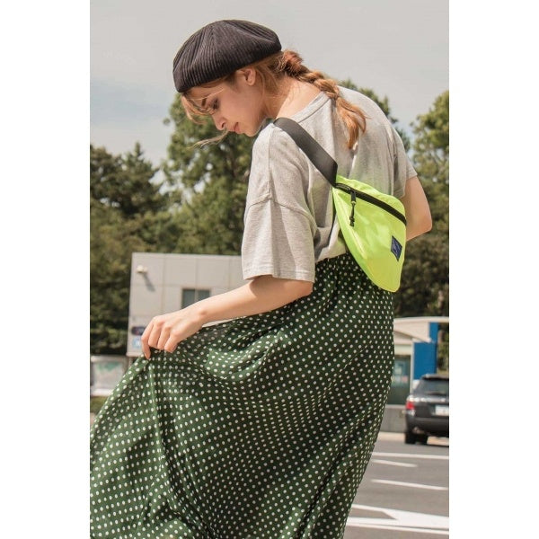 Peters Mountain Works Belt fanny Bag Neon Lime