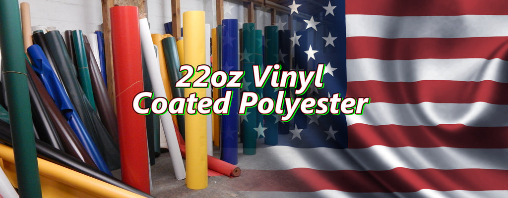 22oz Vinyl Coated Polyester