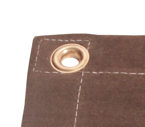 18oz - 2' Grommets-Finish Size
