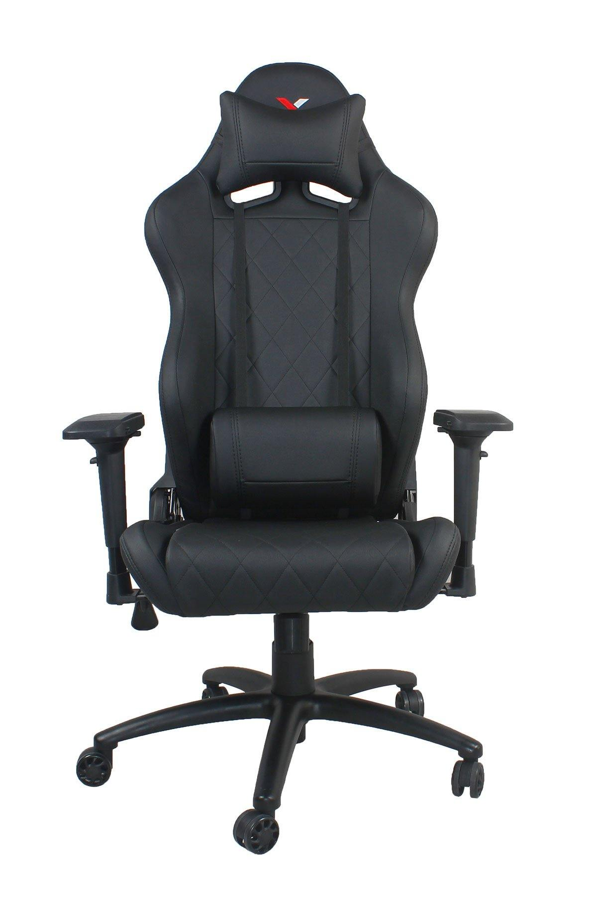 Ferrino Gaming Chair Black on Black – RapidX