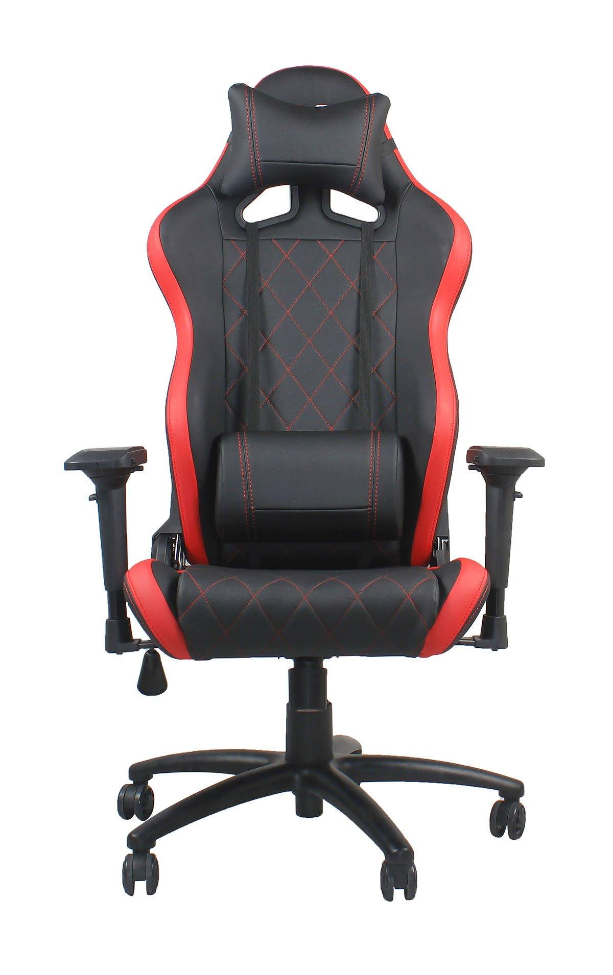 Ferrino Chair Red on Black – RapidX