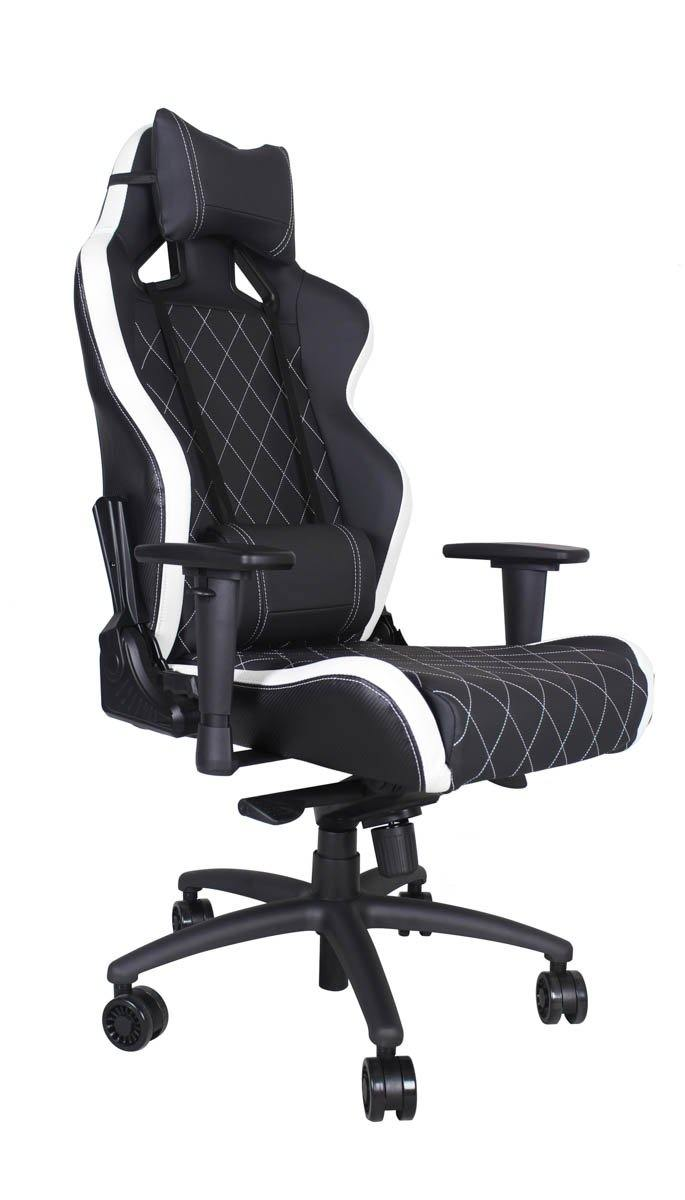 Ferrino XL Chair - White on Black