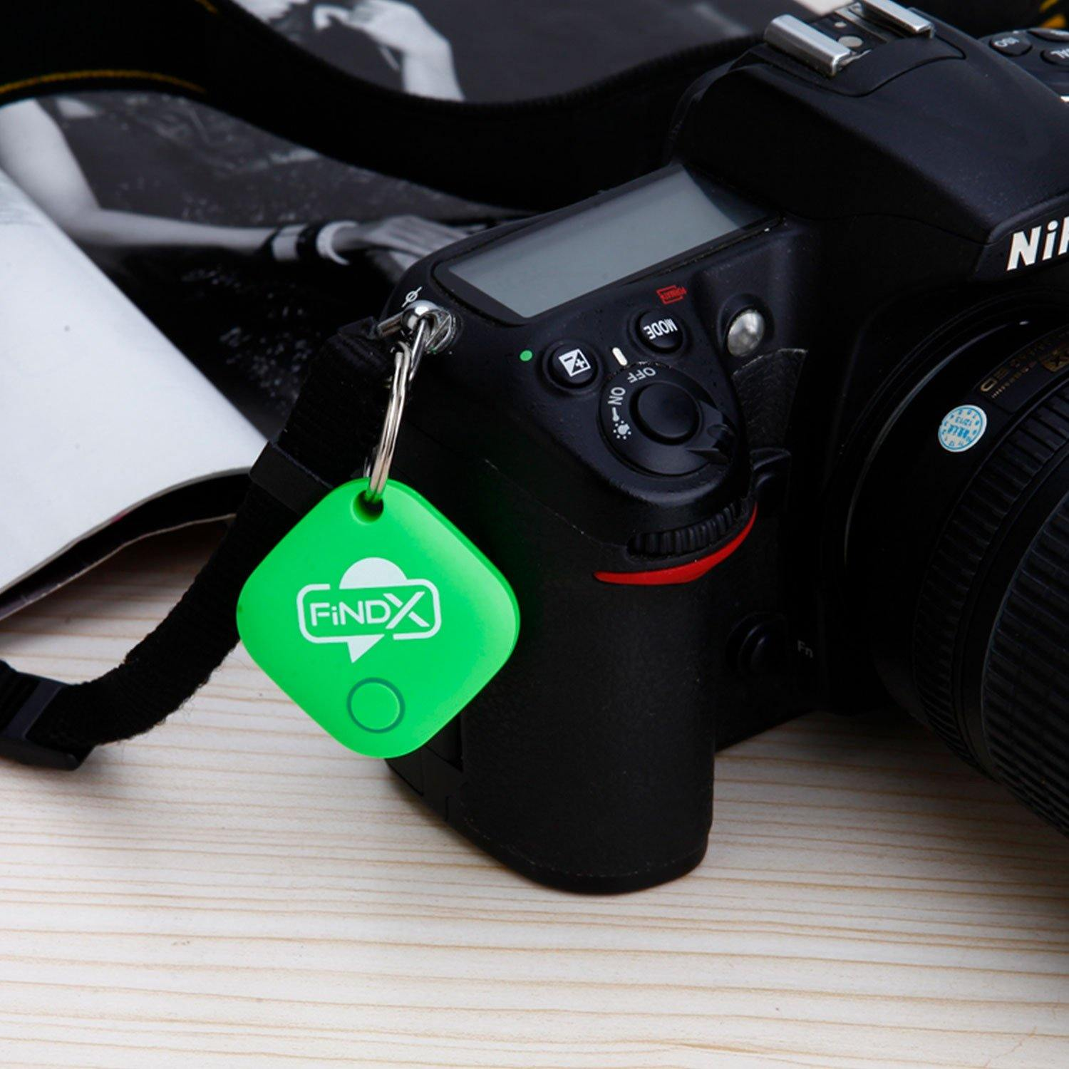FindX Bluetooth Tracker - Green