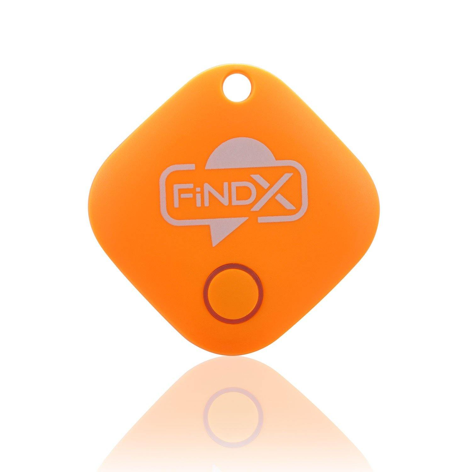 Findx Bluetooth Tracker - Orange