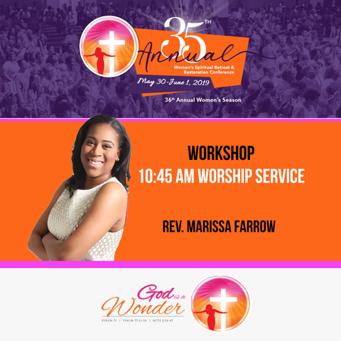 Women's Day 2019 Sunday Worship Service (10:45 am)