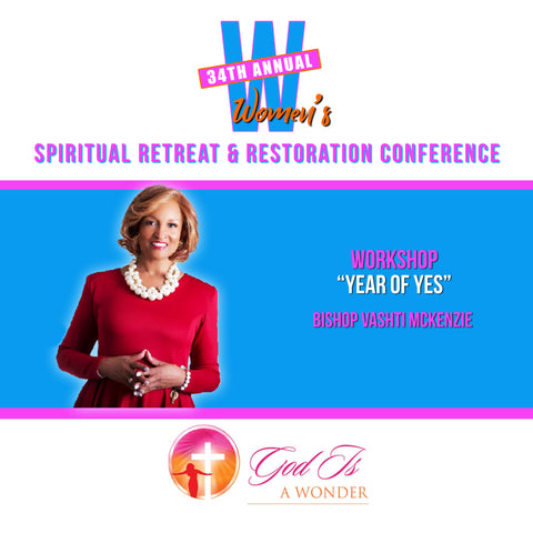 Year of Yes - Bishop Vashti McKenzie