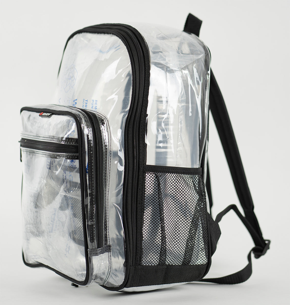 Amaro Clear Backpack   See Through Backpack   Clear Backpack For ... 942b3bd2fbf7