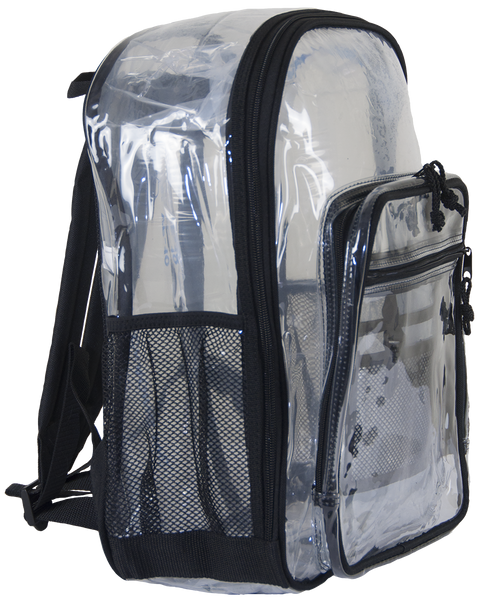 Amaro Clear Backpack See Through Backpack Clear