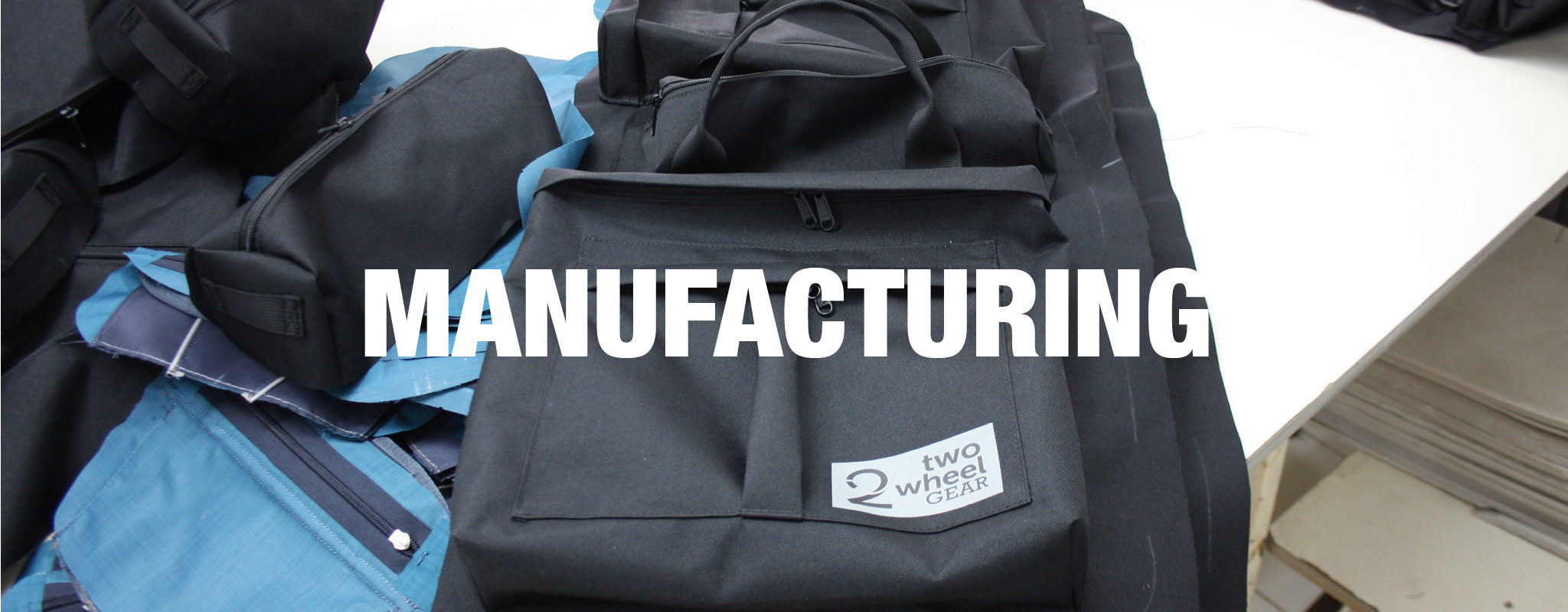 Two Wheel Gear - Manufacturing