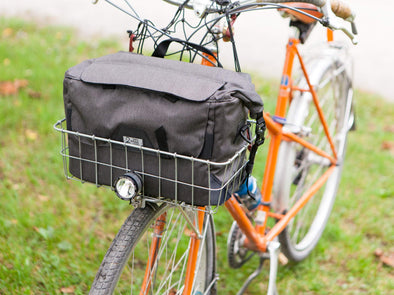 Two Wheel Gear - Dayliner Box Bag in Wald Front Bike Basket