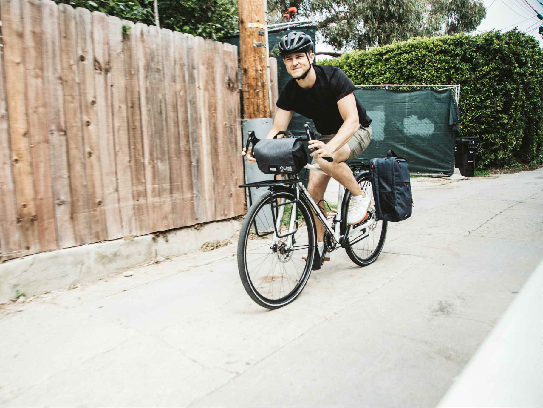 Two Wheel Gear - Bags for Bike Commuters