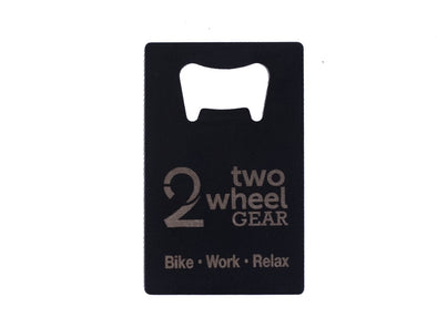 Two Wheel Gear - Bike Work Relax Bottle Opener